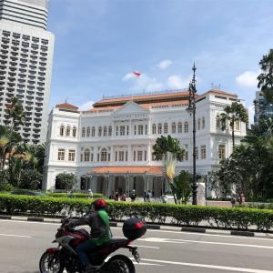 [シンガポール]解説付き!名探偵コナン 群青の拳 聖地巡り