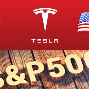テスラとS&P500の今後は?12月21日の組入れはどうなる?