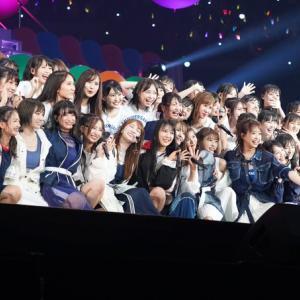 NMB48が大阪城ホールで9周年ライブ
