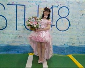 土路生優里卒業公演 涙の「とろみちゅこっこ」