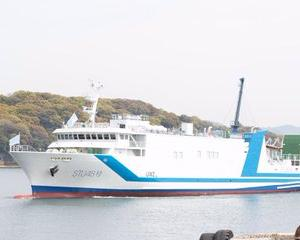 STU48「船上劇場来春終了」 会場を固定せずに瀬戸内各地を巡る公演スタイルに