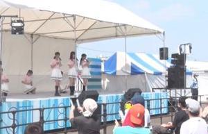 ニコ生で「STU48岸壁屋外ライブ in 広島港国際フェリーポート」セットリスト