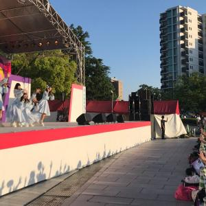 STU48「2019ひろしまフラワーフェスティバル」3回目の出演