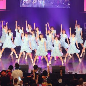 STU48に夏フェスから続々オファー!瀬戸内の水色天使が大都会に参上!