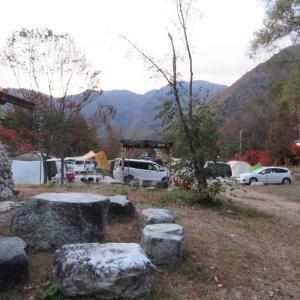 11月秋キャンプ 白馬岩岳のMOUNTAIN HARBORへGo!