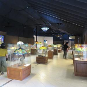 城ケ崎のニューヨークランプミュージアム&カフェ