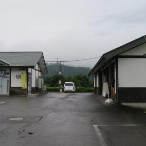 秋田~山形車中泊-9 道の駅たかはたは暑かった