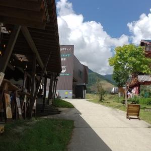 長野へ車中泊の旅 栂池高原のTSUGA BASE