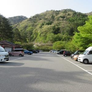 長野岐阜の旅 最終日は冠雪の木曽の御岳山に近寄ってみた