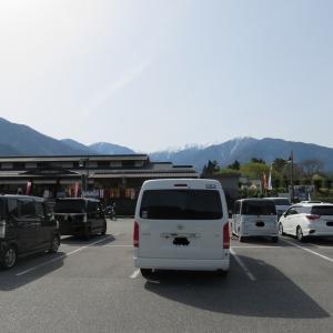 長野岐阜の旅 道の駅日義木曽駒高原から奈良井宿へ
