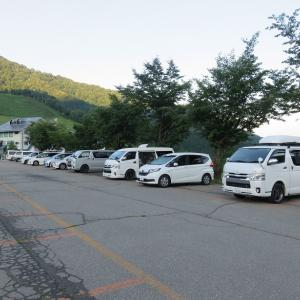 避暑地の車中泊旅 飛騨高山を散策