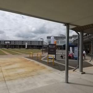 新潟の旅 道の駅ながおか花火館からRVパークへ