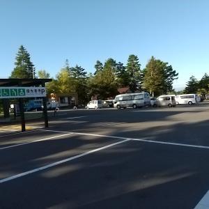 長野蓼科の旅 帰りはメルヘン街道走って中部横断道とコスモス街道