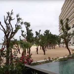 沖縄 リゾート プール