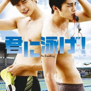 韓国映画「君に泳げ!」イケメンの肉体美で目の保養?あらすじ・感想