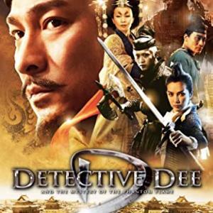 映画「王朝の陰謀 判事ディーと人体発火怪奇事件」中国映画が面白い!あらすじ・感想