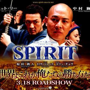 映画「SPIRIT スピリット」ノーカット完全版!ジェット・リーの武術は美しい!あらすじ・感想・ネタバレ