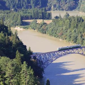 鉄道写真ファンの憧れの橋梁