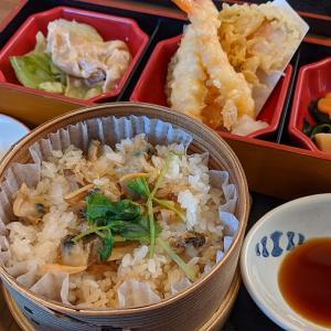 東京の春の味覚と言われる深川丼・・・