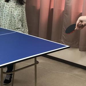 プチ卓球大会をしました