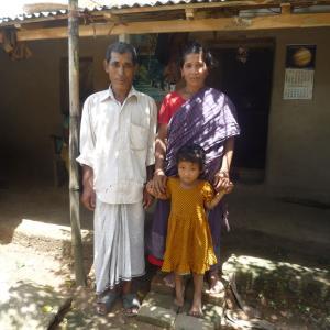 少数民族ガロの衣類事情⑦(子供)【バングラデシュ】
