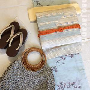 ウチの義妹とお友だち、夏着物の下拵えについて&中野でお買い物。