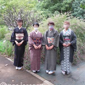 また再びの4人組実装(笑)薬草園に行ったった。