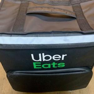 現役バイク便が教えるUber Eats新型ウバッグについて