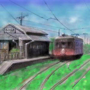 銚子電鉄 レトロ駅