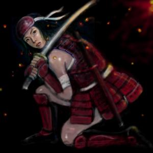 戦国女子二