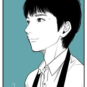 【ラクガキ】きのう何食べた? シロさん