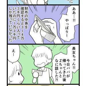 【日常マンガ】兄からの電話⑥