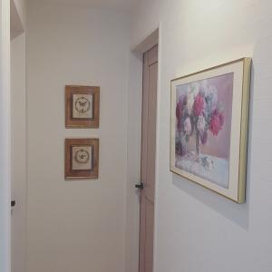 1階のアート