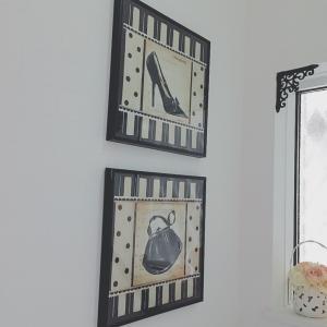 階段のアート①