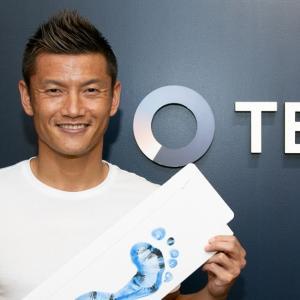 現役選手から次のステージへ サッカー元日本代表 姫路出身の播戸竜二さん