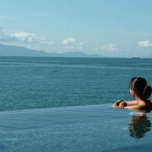 瀬戸内海と一体になれる温泉 赤穂の銀波荘 全国ランキング2位で話題!