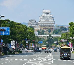 姫路駅前の建物高さ制限が変わる!? 大手前通りビル建設計画・建て替えを促進