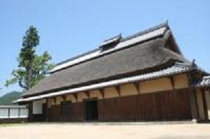 兵庫県最古の庄屋屋敷 江戸初期の古民家 林田大庄屋旧三木家住宅