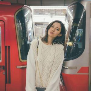 市川紗椰、初の鉄道本「鉄道について話した」2020年3月5日発売!