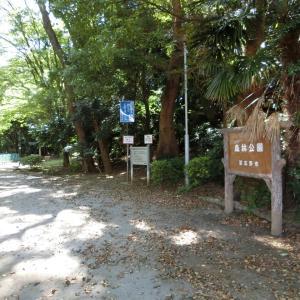 最高気温34℃!炎天下のサイクリングコースは定番の習志野市藤崎森林公園~茜浜