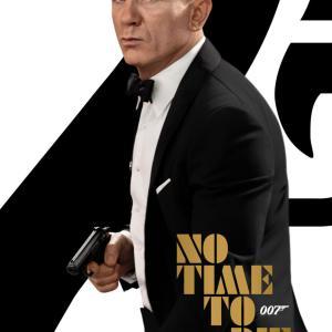 2020年11月公開! 「007 ノー・タイム・トゥ・ダイ」の最新予告編が登場!