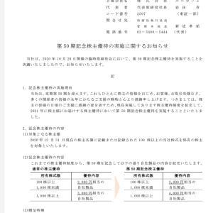 日精樹脂工業(6293)から坂城町の特産品満載の優待品が届きました☺️