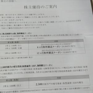 モーニングスター(4765)、杉田エース(7635)、タカラトミー(7867)から3月権利の優待案内が届きました☺