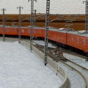 Nゲージ 1782 オレンジ 201系 中央線