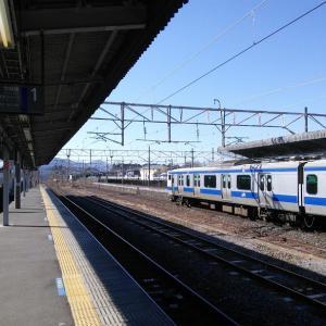 おでかけ 10 -水戸線完乗の旅 -