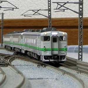 Nゲージ 1876 キハ40形 JR北海道色 単線レイアウトが欲しい