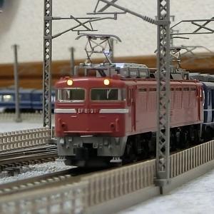 閑話小話 32 ローズピンクなEF81