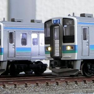 閑話小話 74 国鉄近郊型の継承車 211系