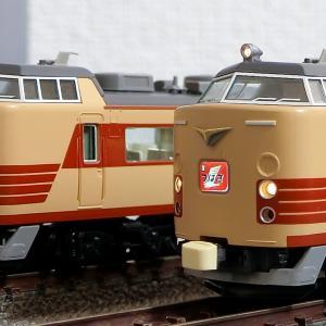 閑話小話 120 上野駅と特急「つばさ」485系1000番台