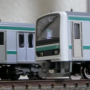 閑話小話 120 常磐線の異端児 E501系